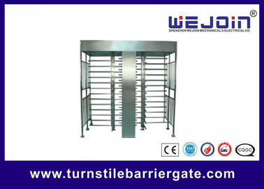 Китай Stainless Steel Full Height Access Control Turnstile Gate CE Approved завод