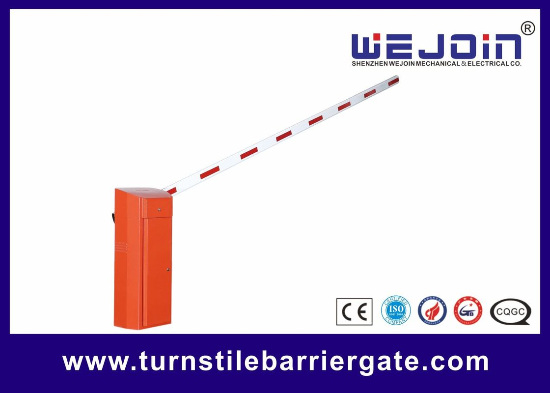 Variable Frequency Barrier Gate