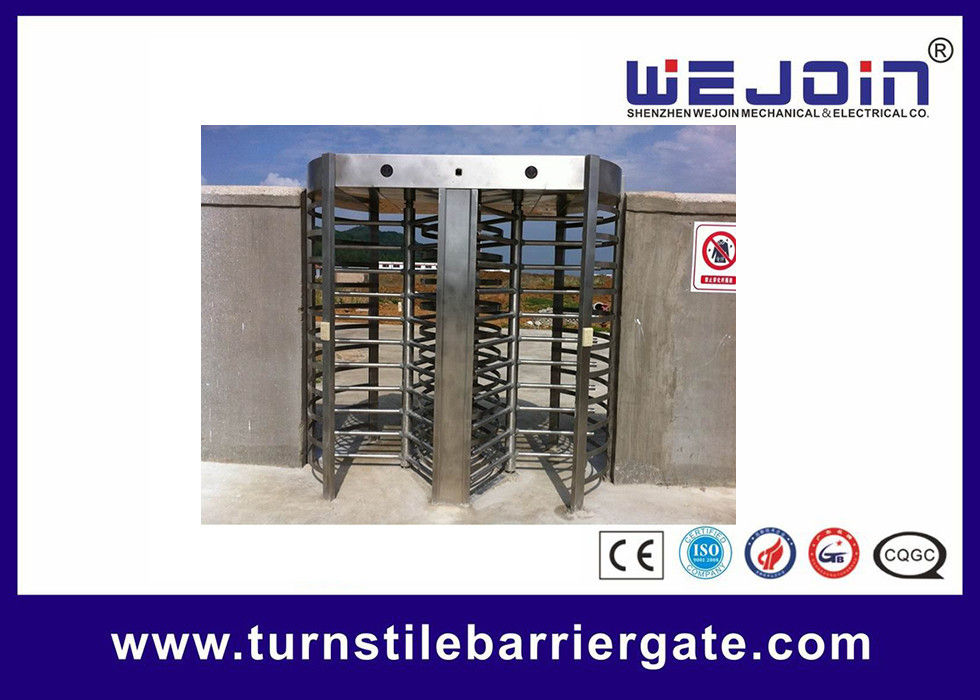 Outdoor Bi-directional Automatic Turnstiles Security Entrance Gates