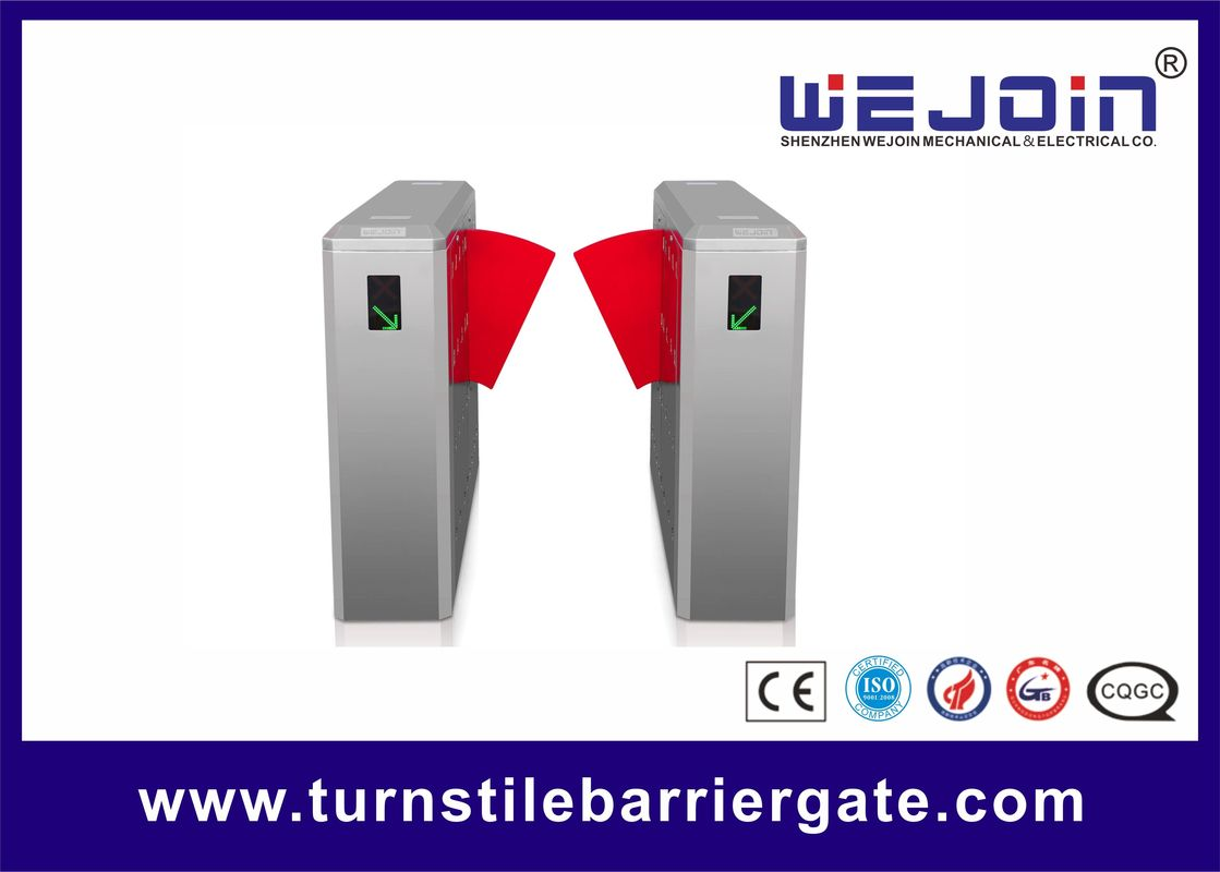 Fashionable Full-Automatic Flap Barrier Gate