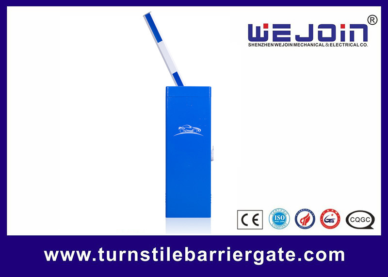 automatically open vehicle barrier gate for toll gate management system
